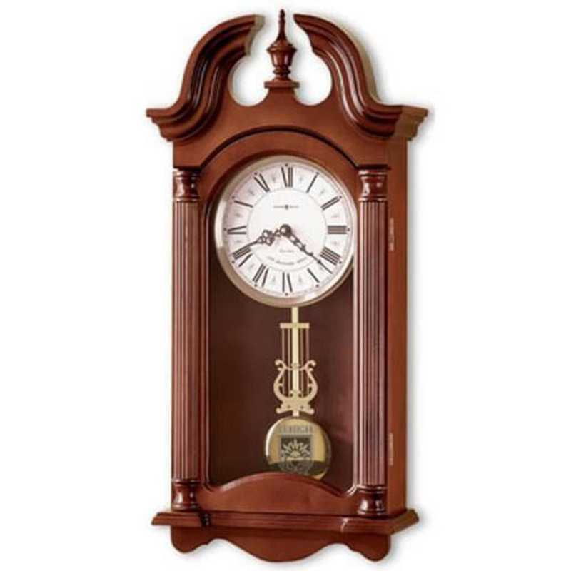 615789984818: Lehigh Howard Miller Wall Clock