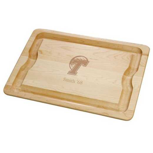 615789015048: Tulane Maple Cutting Board by M.LaHart & Co.