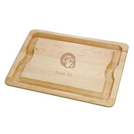 615789498001: Mississippi ST Maple Cutting Board by M.LaHart & Co.