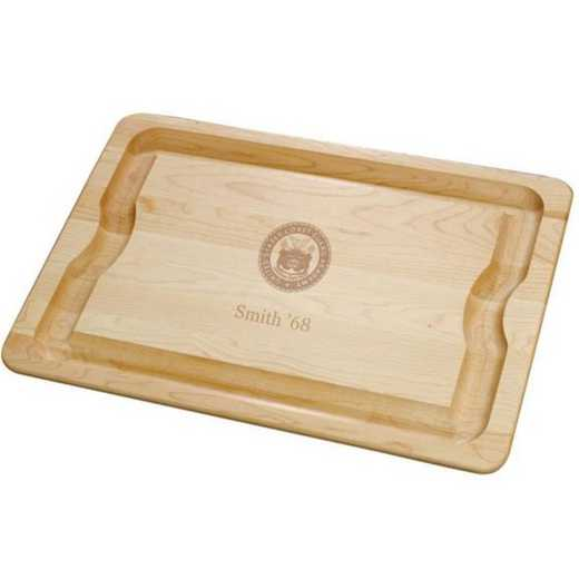 615789963257: USCGA Maple Cutting Board by M.LaHart & Co.