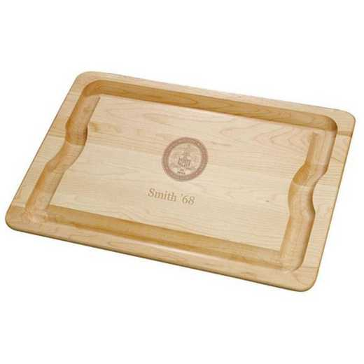 615789993728: USMMA Maple Cutting Board by M.LaHart & Co.