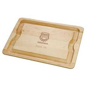 615789994114: Georgia Maple Cutting Board by M.LaHart & Co.