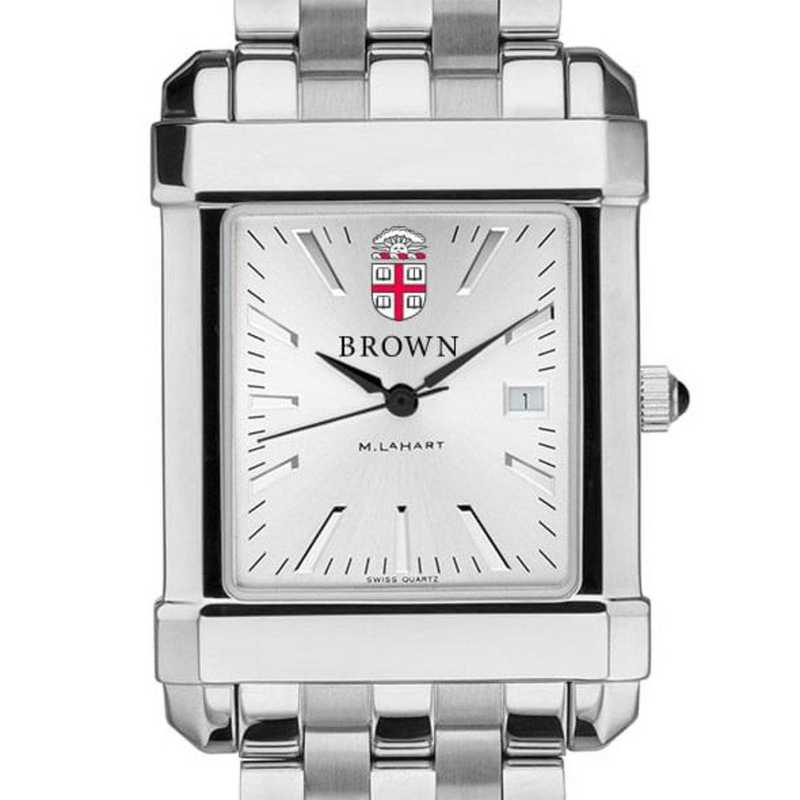 615789382119: Brown Men's Collegiate Watch w/ Bracelet