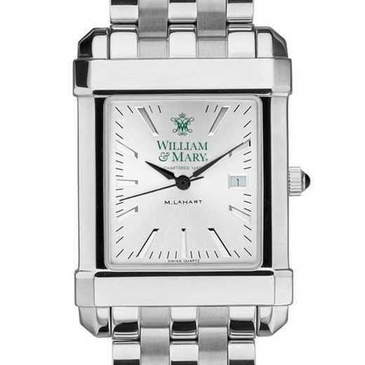 615789437857: William & Mary Men's Collegiate Watch w/ Bracelet
