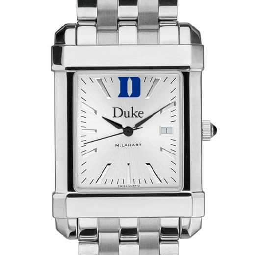 615789508830: Duke Men's Collegiate Watch w/ Bracelet