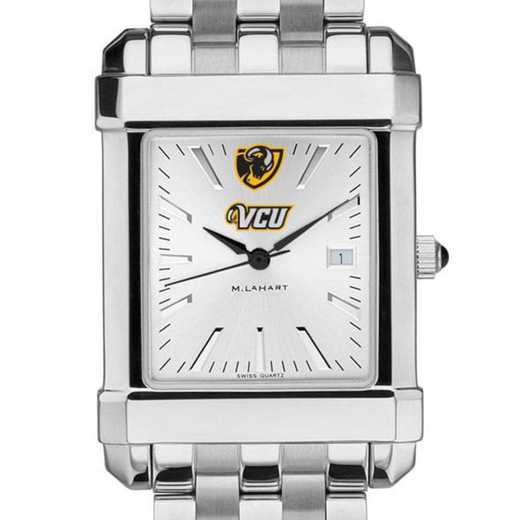 615789573630: VCU Men's Collegiate Watch w/ Bracelet