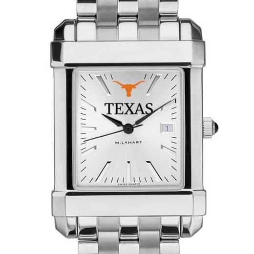 615789576082: Texas Men's Collegiate Watch w/ Bracelet