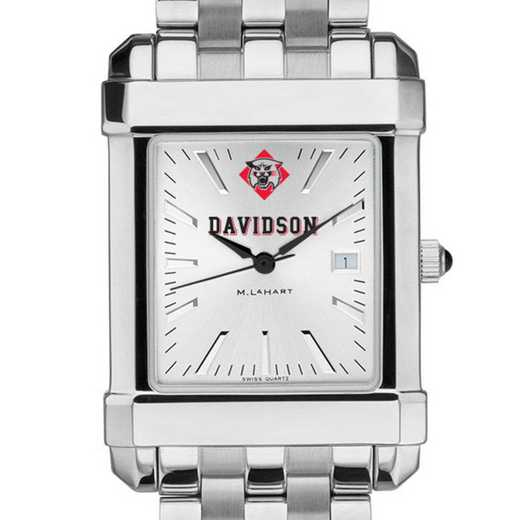 615789613145: Davidson College Men's Collegiate Watch w/ Bracelet