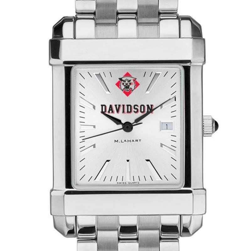 615789613145: Davidson College Men's Collegiate Watch w/ Bracelet