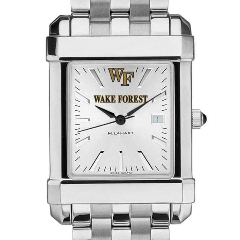615789703457: Wake Forest Men's Collegiate Watch w/ Bracelet