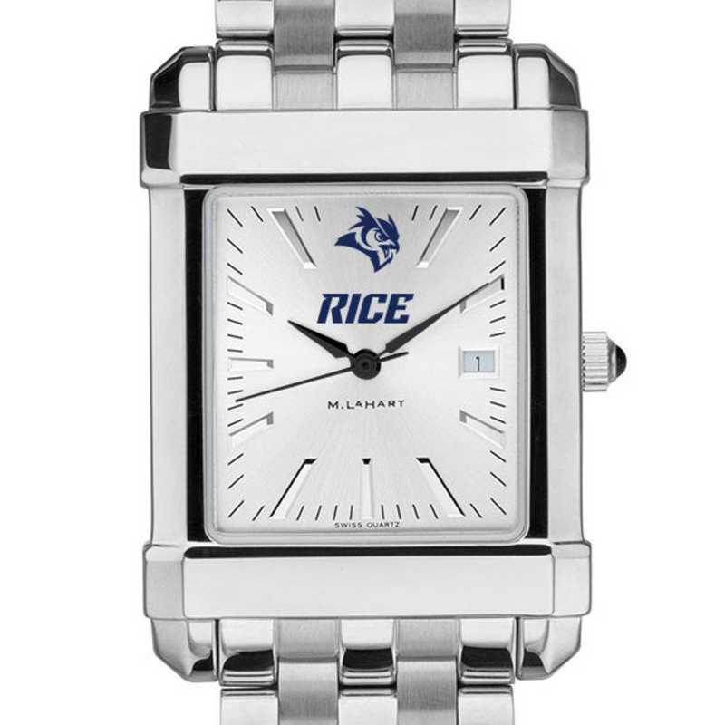 615789705512: Rice University Men's Collegiate Watch w/ Bracelet