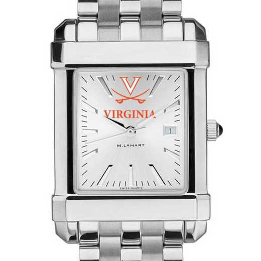 615789713487: Virginia Men's Collegiate Watch w/ Bracelet
