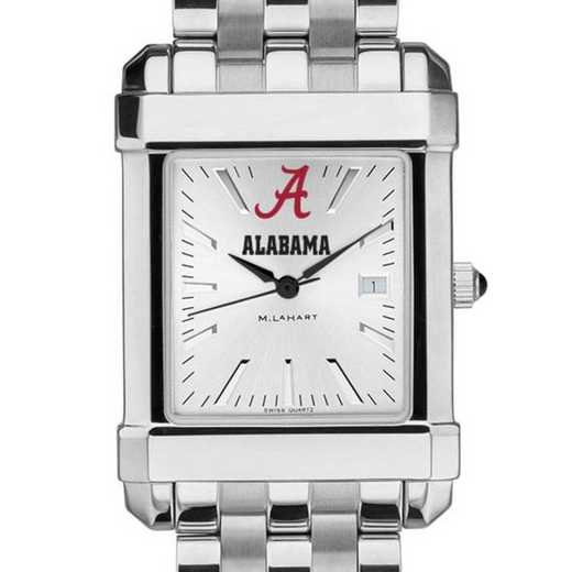 615789775324: Alabama Men's Collegiate Watch w/ Bracelet