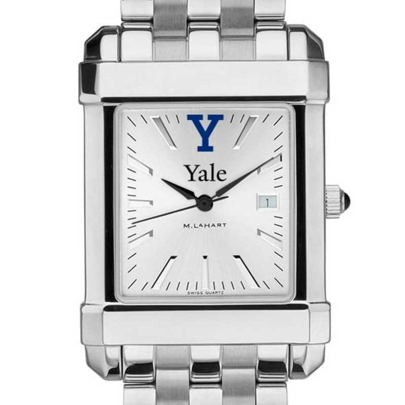 615789782667: Yale Men's Collegiate Watch w/ Bracelet