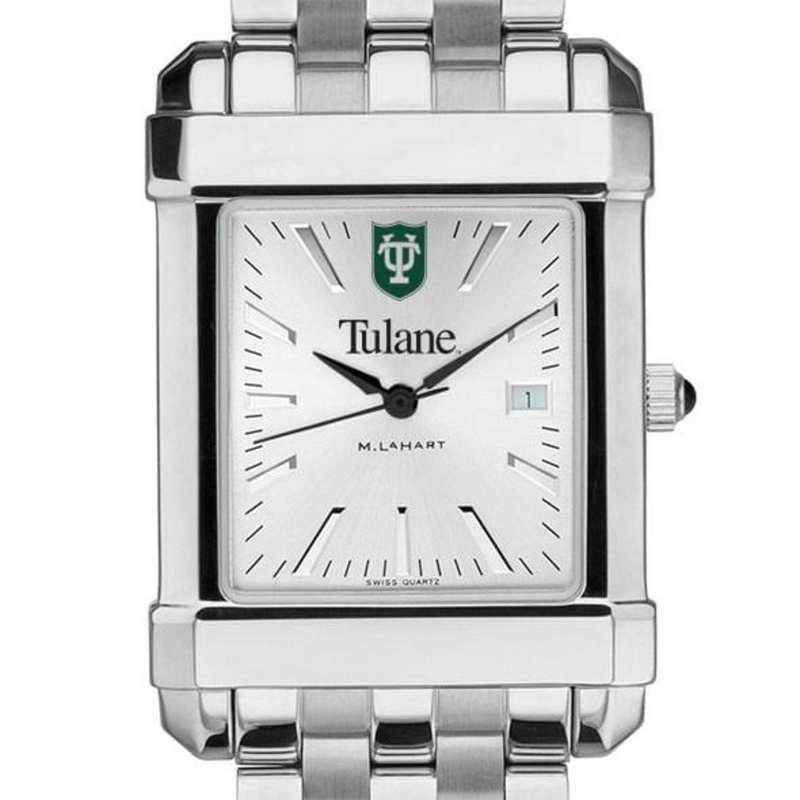 615789906544: Tulane Men's Collegiate Watch w/ Bracelet