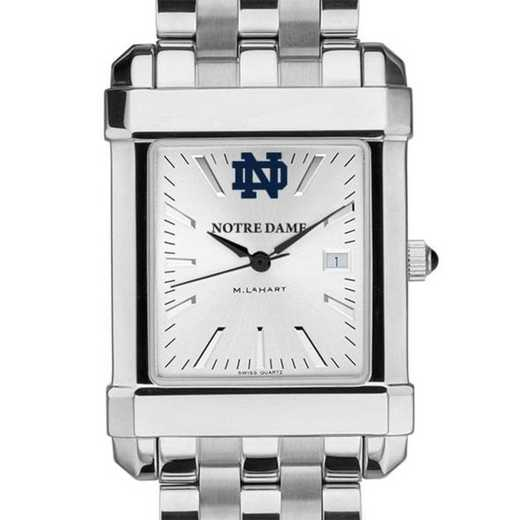 615789947066: Notre Dame Men's Collegiate Watch w/ Bracelet
