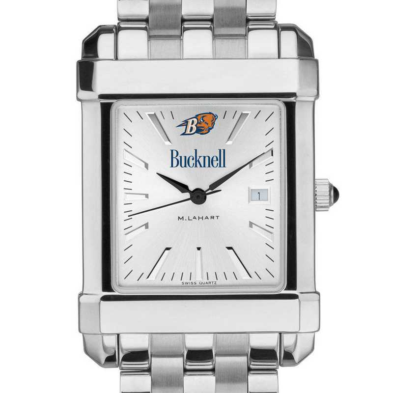 615789047636: Bucknell Men's Collegiate Watch w/ Bracelet