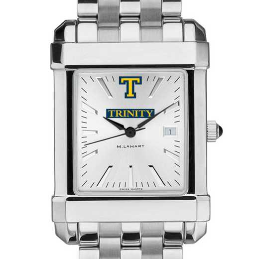 615789181811: Trinity College Men's Collegiate Watch w/ Bracelet