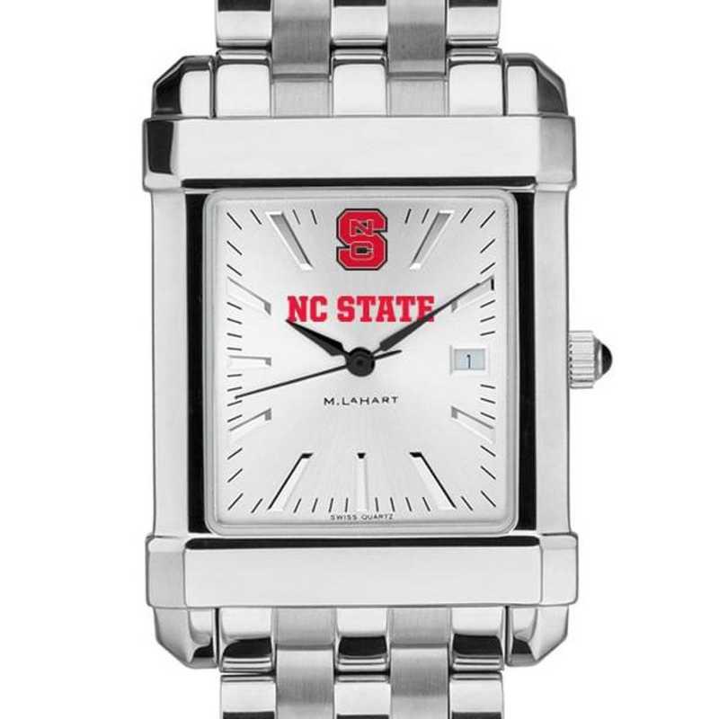 615789202462: NC State Men's Collegiate Watch w/ Bracelet