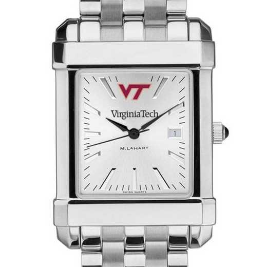 615789281467: Virginia Tech Men's Collegiate Watch w/ Bracelet