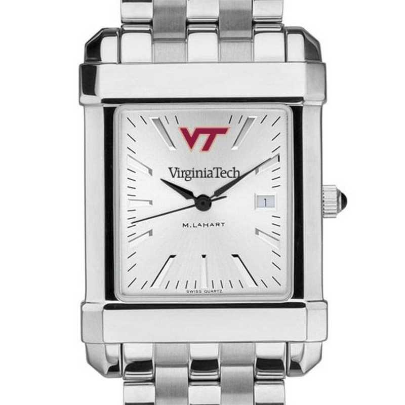 615789281467: Virginia Tech Men's Collegiate Watch w/ Bracelet