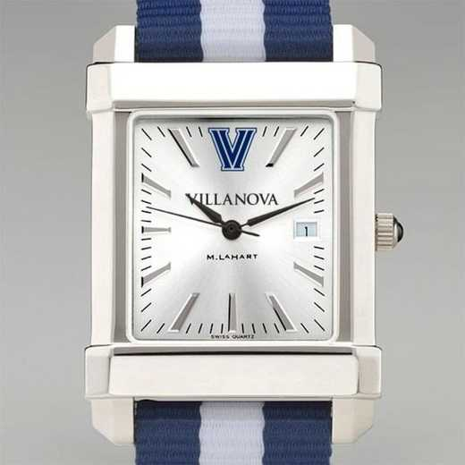 615789143642: Villanova Univ Collegiate Watch W/NATO Strap for Men