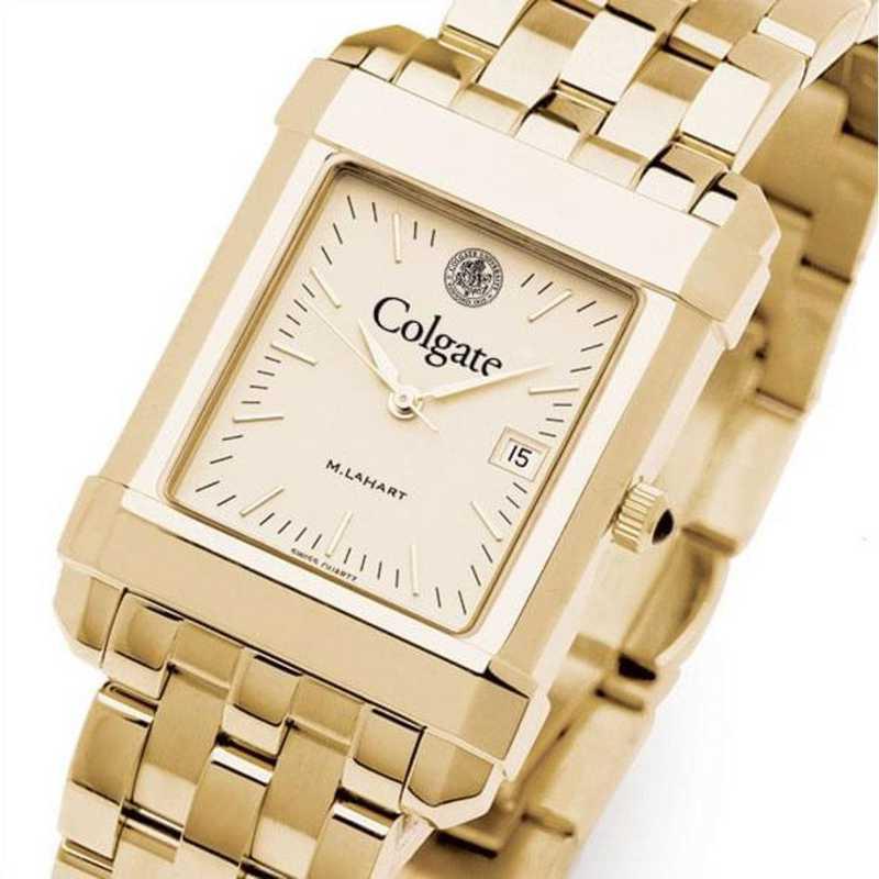615789119418: Colgate Men's Gold Quad W/ Bracelet