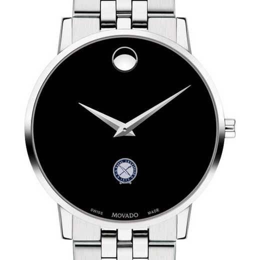 615789146254: U.S. Naval Institute Men's Movado Museum with Bracelet
