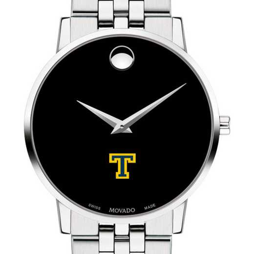 615789298243: Trinity College Men's Movado Museum with Bracelet