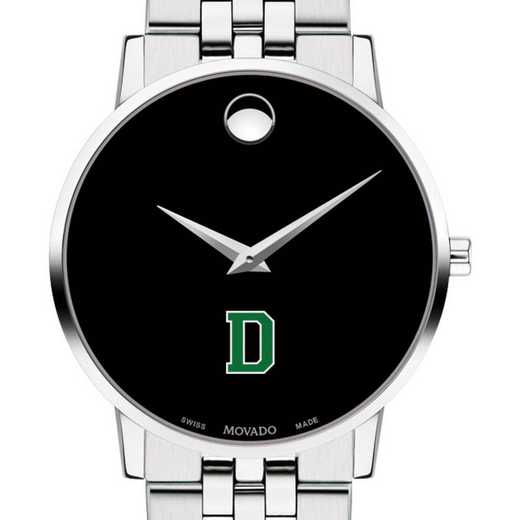 615789309741: Dartmouth College Men's Movado Museum w/ Bracelet