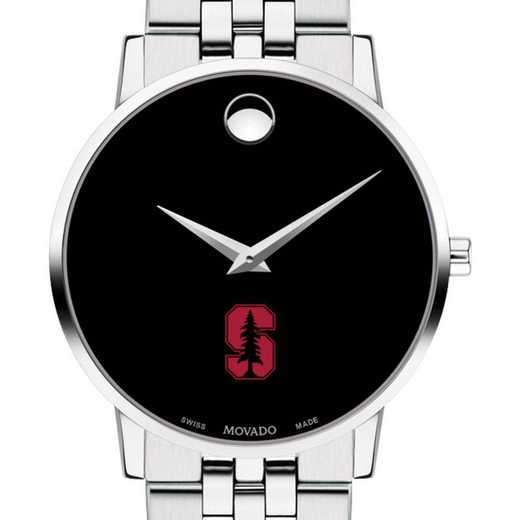 615789758655: Stanford Univ Men's Movado Museum with Bracele