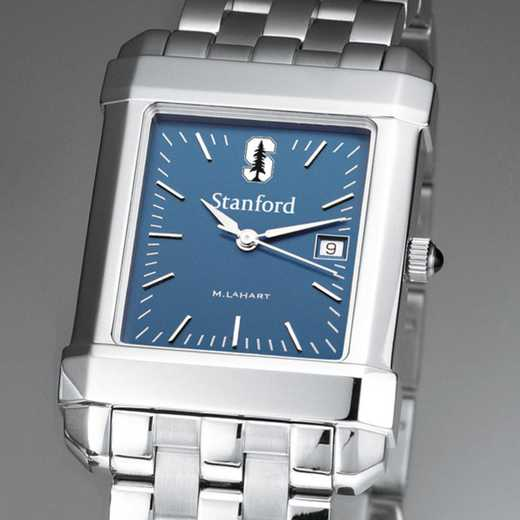 615789284239: Stanford Men's Blue Quad Watch with Bracelet