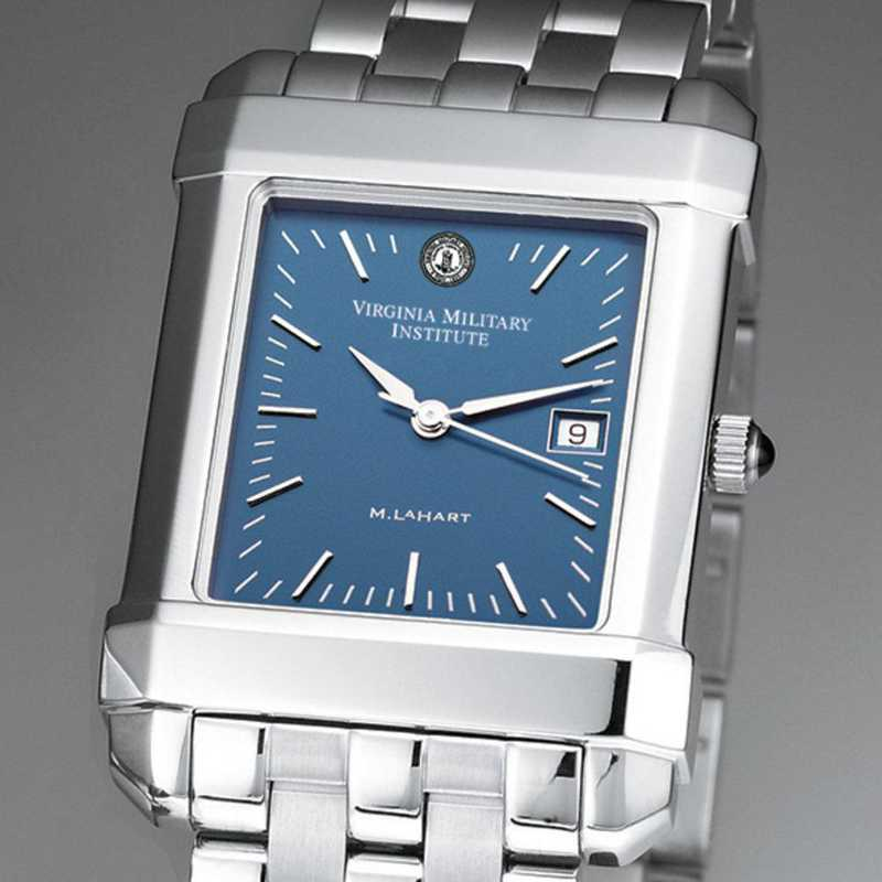615789304708: VMI Men's Blue Quad Watch with Bracelet