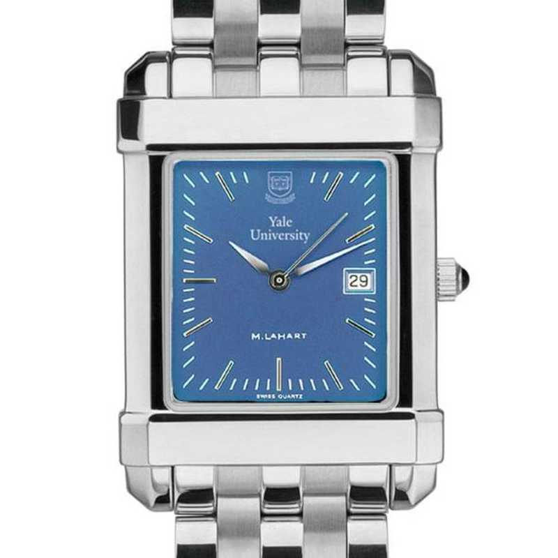 615789410447: Yale Men's Blue Quad Watch with Bracelet