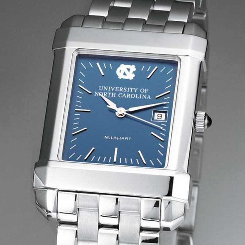 615789824510: UNC Men's Blue Quad Watch with Bracelet