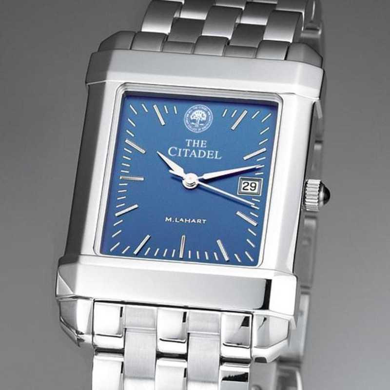 615789866930: Citadel Men's Blue Quad Watch with Bracelet
