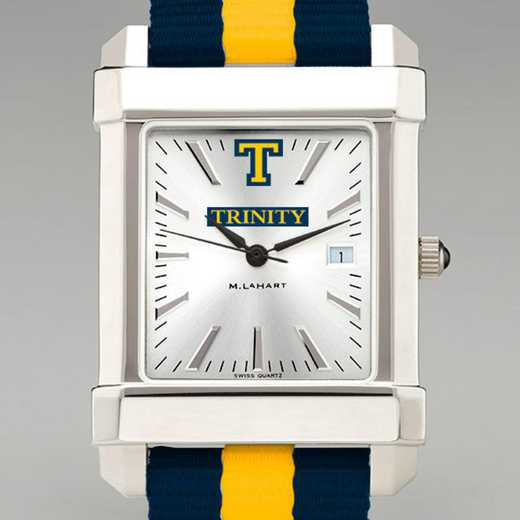 615789496342: Trinity College Collegiate Watch W/NATO Strap for Men