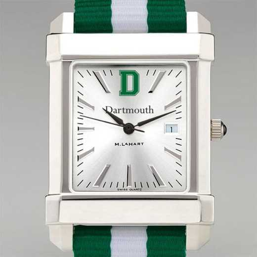 615789540618: Dartmouth College Collegiate Watch W/NATO Strap for Men