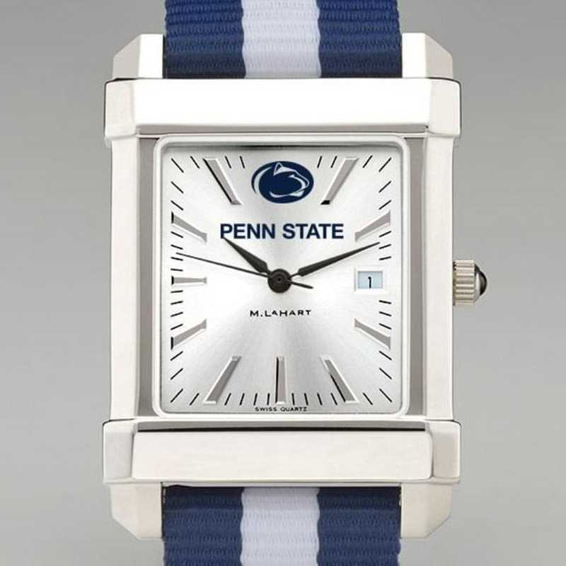 615789557944: Penn State Univ Collegiate Watch W/NATO Strap for Men