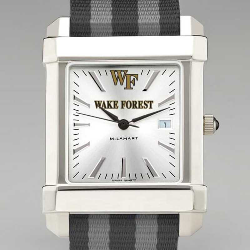 615789629603: Wake Forest Univ Collegiate Watch W/NATO Strap for Men
