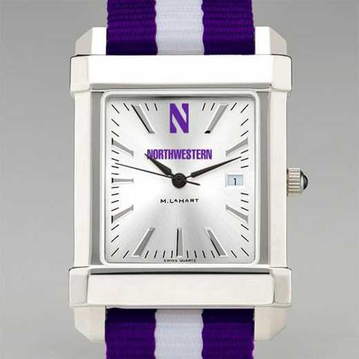 615789647263: Northwestern Univ Collegiate Watch W/NATO Strap