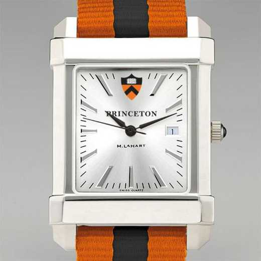 615789664857: Princeton Univ Collegiate Watch W/NATO Strap for Men