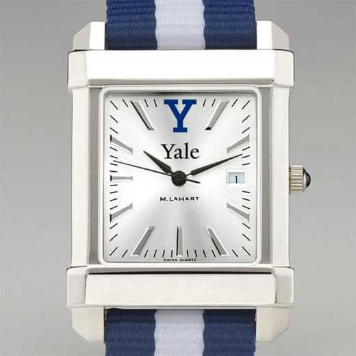 615789733461: Yale Univ Collegiate Watch W/NATO Strap for Men