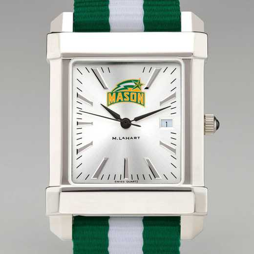 615789804376: George Mason Univ Collegiate Watch W/NATO Strap for Men