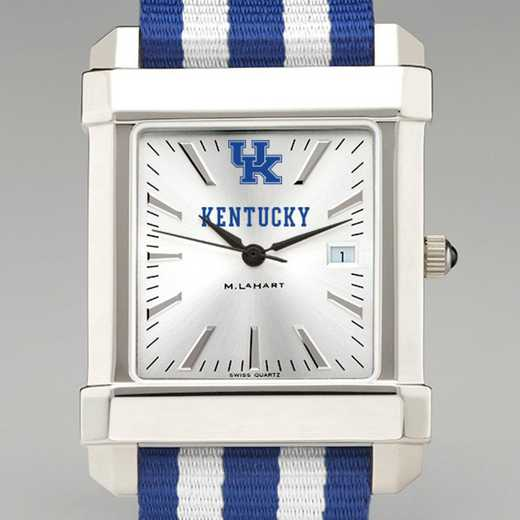 615789847656: Univ of Kentucky Collegiate Watch W/NATO Strap for Men