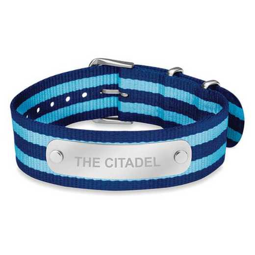 615789167051: Citadel (Size-Medium) NATO ID Bracelet