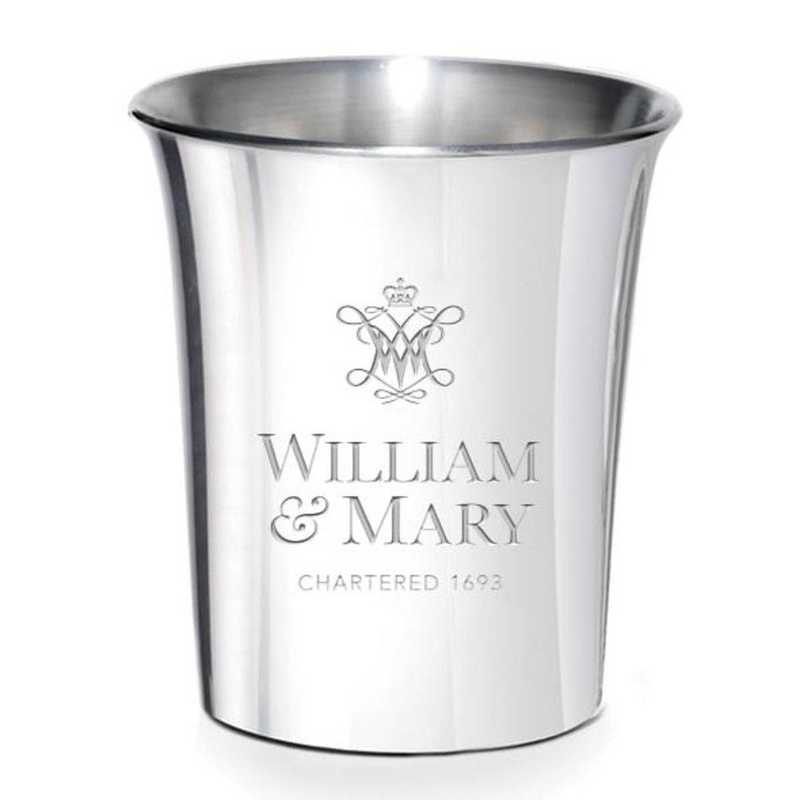 615789313229: William & Mary Pewter Jigger by M.LaHart & Co.