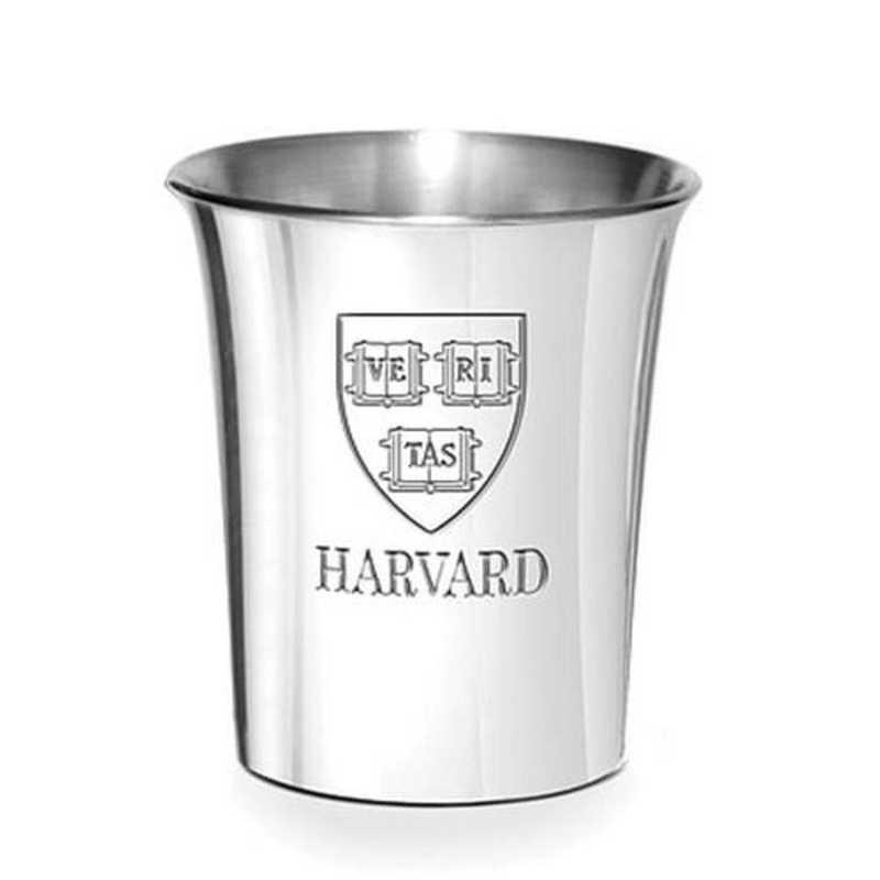 615789494638: Harvard Pewter Jigger by M.LaHart & Co.