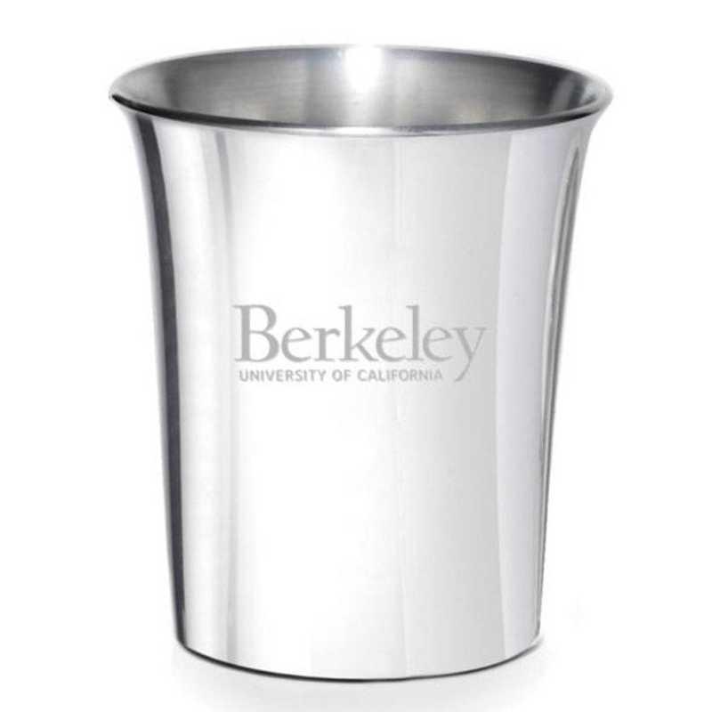 615789543022: Berkeley Pewter Jigger by M.LaHart & Co.