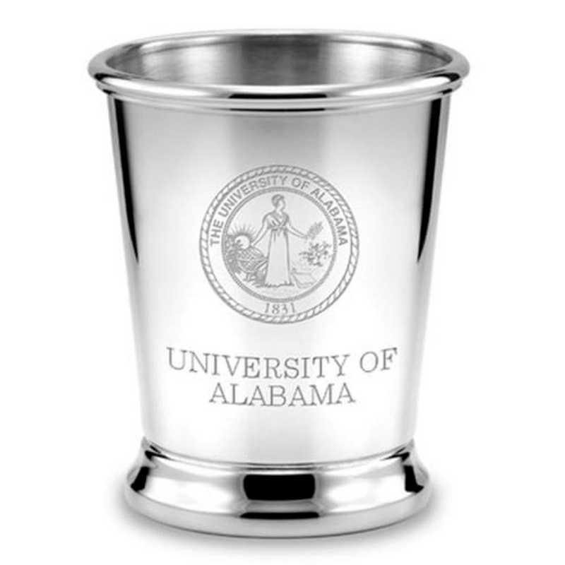 615789136279: Alabama Pewter Julep Cup by M.LaHart & Co.